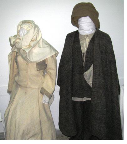 I Costumi popolari di Pezze di Greco nel Presepe Vivente